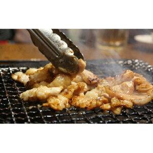 【ふるさと納税】焼肉ホルモンセット(塩味・タレ味) 【肉の加工品】