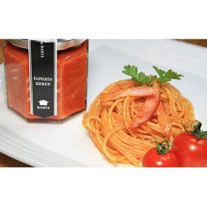 【ふるさと納税】幸せを呼ぶ自然派トマトソース 【無添加】