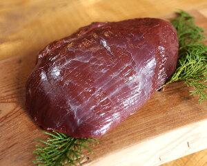 【ふるさと納税】No.129熊本県五木村産 鹿モモ肉 約700g