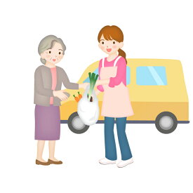 【ふるさと納税】【社会貢献型】あさぎり町 買い物代行サービス(3回)    お届け時期:ご入金確認後一般社団法人フィールドワークよりご連絡