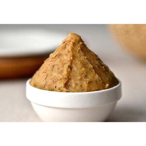 【ふるさと納税】手作り・無添加、石さんちの合わせ味噌 「石味噌」(1kg、4個)