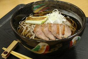 【ふるさと納税】西日本のそば処!豊後高田産なまそば8食(つゆ付)
