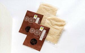 【ふるさと納税】しいたけ佃煮(140g×2袋)とお米(500g×2袋)のセット