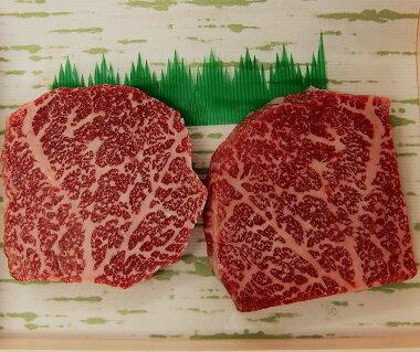【ふるさと納税】おおいた豊後牛「頂」モモステーキ2枚