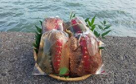 【ふるさと納税】修福丸ん赤・青ナマコの食べ比べ!(赤・青各2袋)