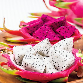 【ふるさと納税】木戸農園のドラゴンフルーツ(赤1個・白2個) 先行予約 果物 フルーツ<35-A0034>
