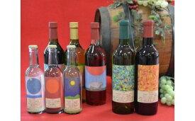 【ふるさと納税】安心院*小さなワイン工房ワイン8本セット