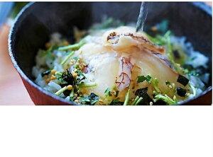 【ふるさと納税】国東天然鯛の生茶漬け&しゃぶしゃぶセット・通