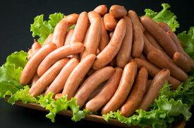 【ふるさと納税】パリッと2kg食べ放題!大分県産豚の絶品あらびきウインナー