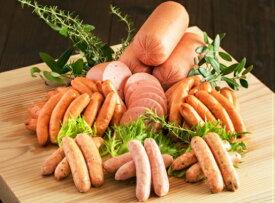 【ふるさと納税】お腹いっぱいソーセージ&ウインナーの盛り盛り2キロ越え!・通