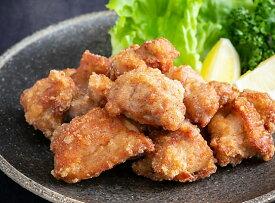 【ふるさと納税】大満足の4kg!おおいた秘伝の味付け鶏唐揚げセット