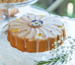 【ふるさと納税】Pompon Chouchouの花デコレーションケーキ
