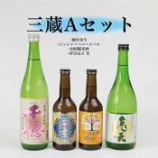 【ふるさと納税】三蔵Aセット