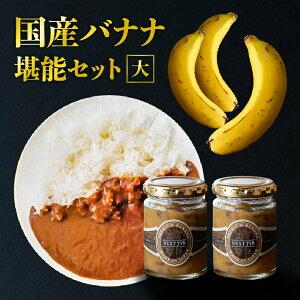 【ふるさと納税】国産バナナ堪能セット(大)