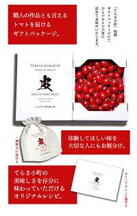 【ふるさと納税】てらさ小町謹製プレミアムギフトトマト1.5kg