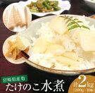 【ふるさと納税】宮崎県産筍たけのこ水煮2kg