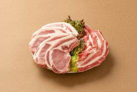 【ふるさと納税】鹿児島県産黒豚 詰合せ 1kg