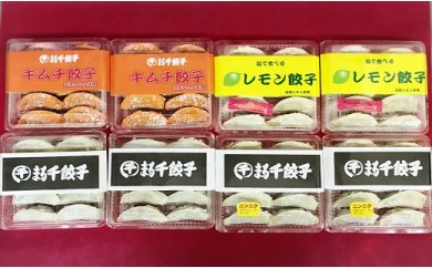 【ふるさと納税】鹿児島 まる千餃子 詰め合わせ
