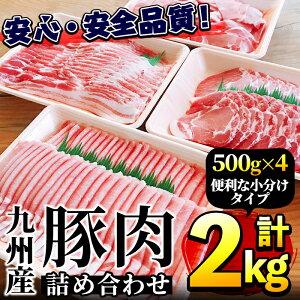 【ふるさと納税】豚肉詰め合わせ【三九】 2-7