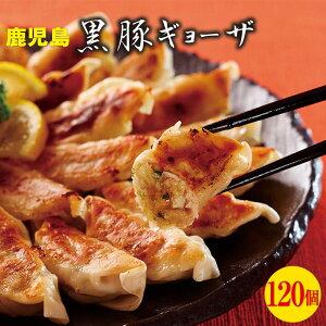 【ふるさと納税】黒豚ギョーザ 120個(12個入×10)原料にこだわった冷凍餃子