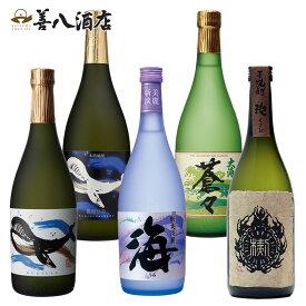 【ふるさと納税】大海酒造720ml 5本セット