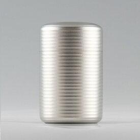 【ふるさと納税】薩摩錫器 茶筒