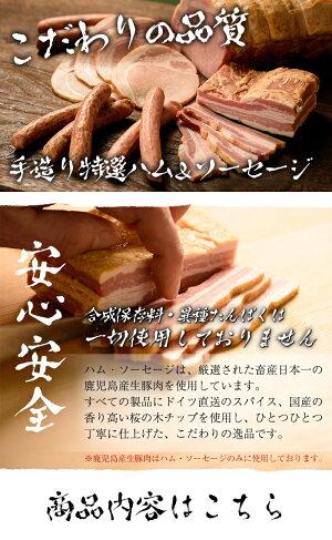 【ふるさと納税】蔵特選ハム・ソーセージセットA