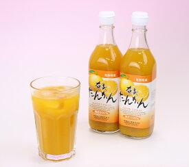 【ふるさと納税】奄美のとれたてたんかんジュース3本セット