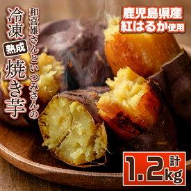【ふるさと納税】和喜雄さんといつみさんの「冷凍焼き芋」約1.2kg_iio-4851
