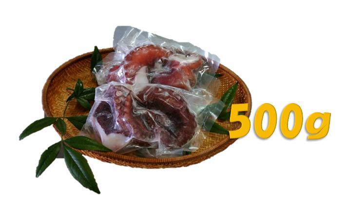 【ふるさと納税】hama-239浜のかあちゃんの茹でだこ 500g