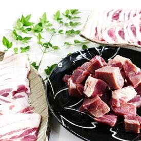【鹿児島徳之島】イノシシ焼肉用セット1kg