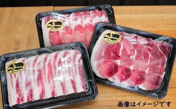 【ふるさと納税】「今帰仁アグー」豚しゃぶ用750g