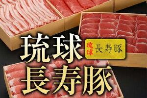 【ふるさと納税】【琉球長寿豚】食べ比べセット大 3kg