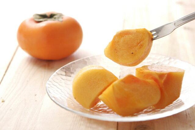 種なし 柿 約2キロ 8〜12個 化粧箱入 ギフト たねなし柿 種なし柿