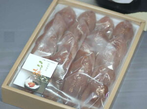 12月以降分予約 石川県能登名産 枯露柿 干し柿 20個〜30個 2L〜Lサイズ 化粧箱入