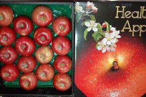 サンふじ りんご 贈答用 特選品質 約5kg 大玉13〜16個 化粧箱入 リンゴ 林檎 さんふじ サンフジ S10 5h