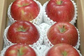 長野産 りんご シナノスイート 贈答向け特選 2kg大玉6個前後入 リンゴ 林檎 SSS