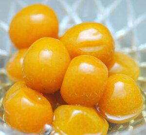 糖度16度以上 宮崎 減農薬 完熟 きんかん 金柑 シロップ漬け 500袋 キンカン 甘露煮 NN 3h