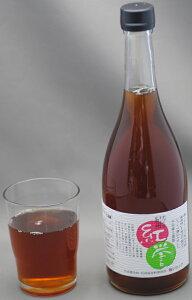 和歌山産 有機栽培 南高梅 使用 梅シロップ 720ml 『紅誉』 合成保存料・着色料 無添加 SSS 3h