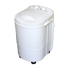 洗濯機 ポータブル洗濯機 ブラシdeアライ 洗いブラシ付き 小型洗濯機 ミニ洗濯機 一層式