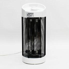 カーボンヒーター 電気ヒーター 360度回転 円柱型 ファンを使わない暖房器