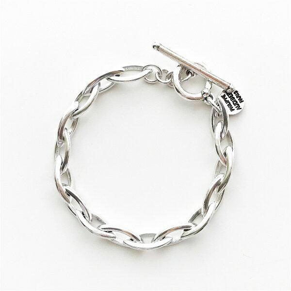 【PHILIPPE AUDIBERT/フィリップオーディベール】Elton bracelet, brass silver color,チェーン ブレスレット ベーシック シルバー オシャレ 人気 シンプル ジュエリー アクセサリー ブランド