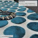 フランス輸入生地商品名: ARTISTA/A692 10 38ブランド名:CASAMANCE(カサマンス/フランス)*ハーフカット(巾70cm)…