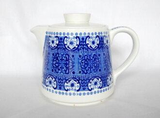 ARABIA BLA ALI茶壶阿拉伯北欧复古