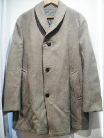 60'S マイティーマック MIGHTY MAC ショールカラーウールコート ★サイズ:44★ RM-949