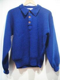 80'S パタゴニア Patagonia 3ツつボタン 羊毛ニットセーター ★サイズ:S★ RM-633