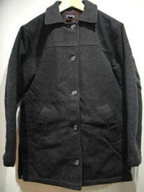 【中古】【送料無料】【あす楽】 パタゴニア・patagonia ウールハーフコート ☆サイズ:WOMEN'S S☆ RM-638