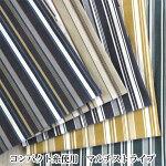 コンパクト糸使用マルチストライプ【50cm単位】【メール便2m】[M便1/4]【まとめ買いチケット使用不可】