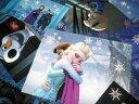 【オックス】◆10cm単位続けてカット◆アナと雪の女王 名シーン柄 デジタルプリントオックス 【プリンセス/アナ雪/Disney/キャラクター生地・布/入園 通園・入学 通学/FROZEN】