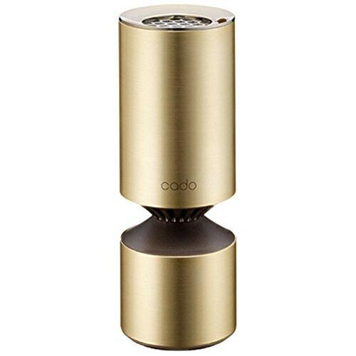カドー 空気清浄機 車載 (ゴールド)MP-C20U-GD cado